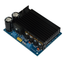 The Booster module Power-Pack PPS6A is a power amplifier for Selectrix controlled model railways to increase the maximum track current capacity of the system. The digital format amplified by the Power-Pack corresponds to what is provided via the PX-bus.