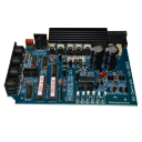 The Mainboard of the Professional Central Unit ZS1is the favourable approach to a full-fledged central unit for running a digitally controlled model railway layout using pure Selectrix.